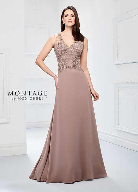218906 Mother of the Bride                              dress by Montage by Mon Cheri