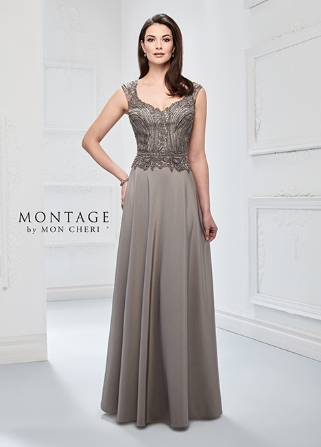 218907 Mother of the Bride                              dress by Montage by Mon Cheri