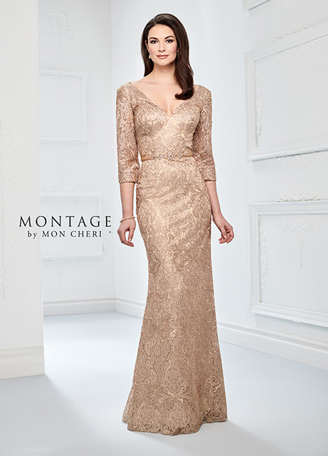 218910 (Gold) Mother of the Bride                              dress by Montage by Mon Cheri