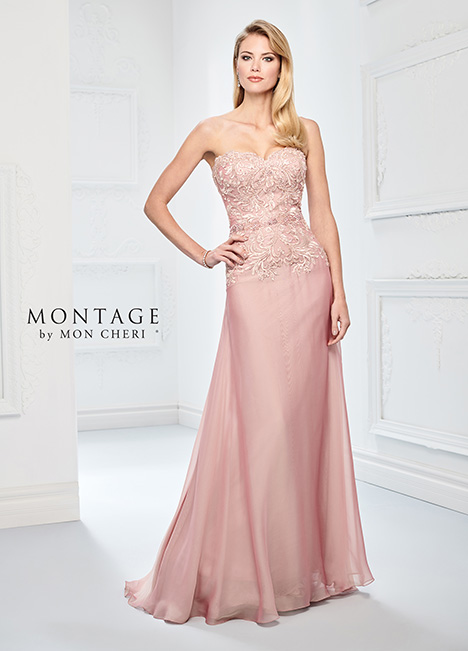 218916 (English Rose) Mother of the Bride                              dress by Montage by Mon Cheri