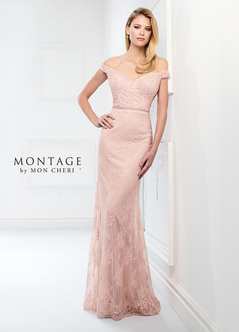 218917 (English Rose) Mother of the Bride                              dress by Montage by Mon Cheri