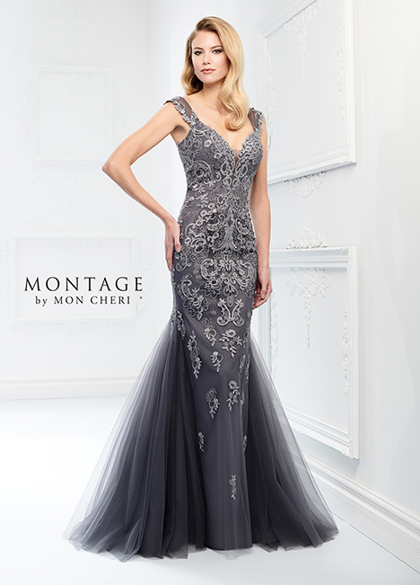 218918 Mother of the Bride                              dress by Montage by Mon Cheri