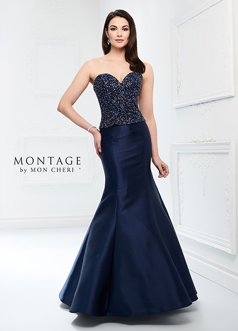 218919 (Sapphire) Mother of the Bride                              dress by Montage by Mon Cheri