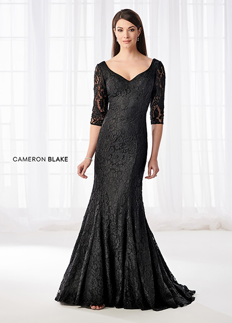 218601 Mother of the Bride                              dress by Cameron Blake