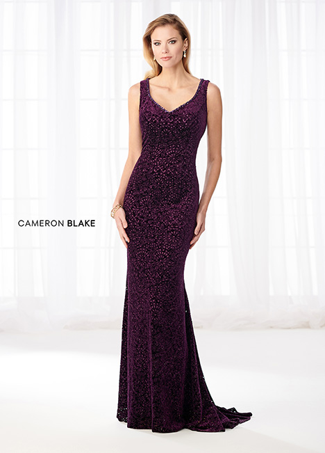 218602 Mother of the Bride                              dress by Cameron Blake