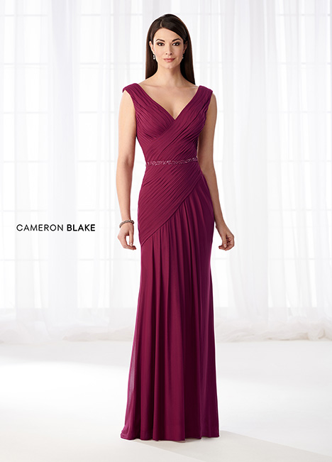 218603 Mother of the Bride                              dress by Cameron Blake
