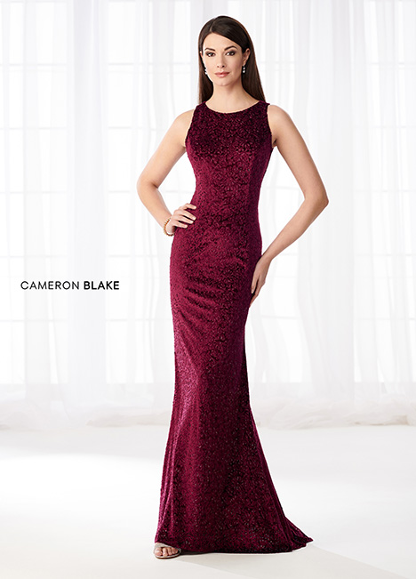 218604 Mother of the Bride                              dress by Cameron Blake