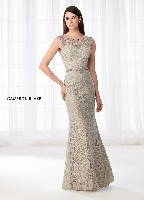 218606 Mother of the Bride                              dress by Cameron Blake