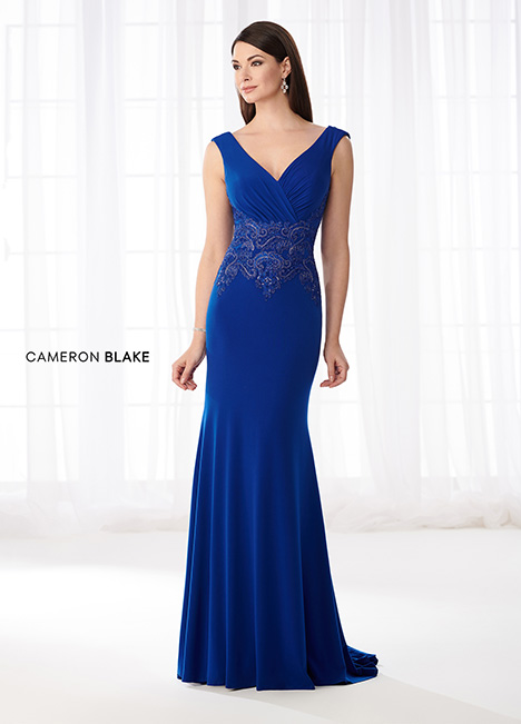 218607 Mother of the Bride                              dress by Cameron Blake
