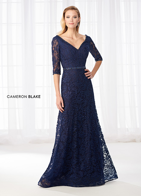 218610 Mother of the Bride                              dress by Cameron Blake