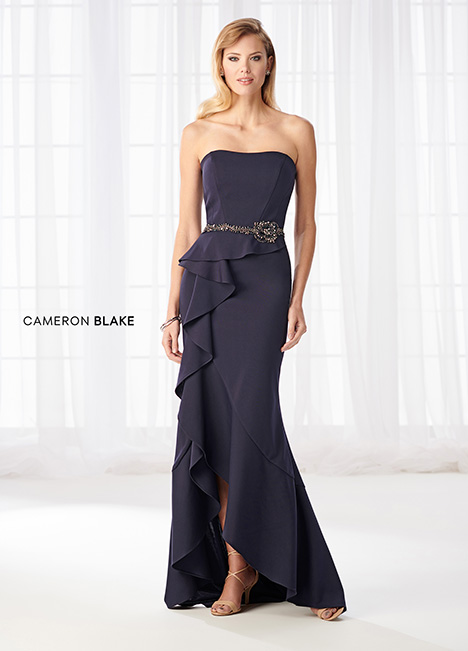 218612 Mother of the Bride                              dress by Cameron Blake