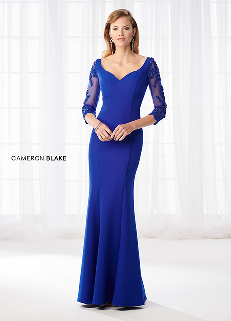 218613 Mother of the Bride                              dress by Cameron Blake