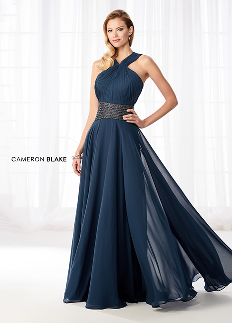 218615 Mother of the Bride                              dress by Cameron Blake