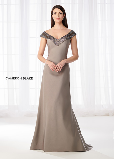 218616 Mother of the Bride                              dress by Cameron Blake