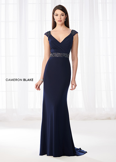 218617 Mother of the Bride                              dress by Cameron Blake