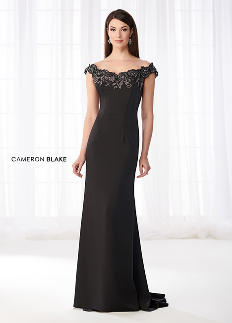 218618 Mother of the Bride                              dress by Cameron Blake
