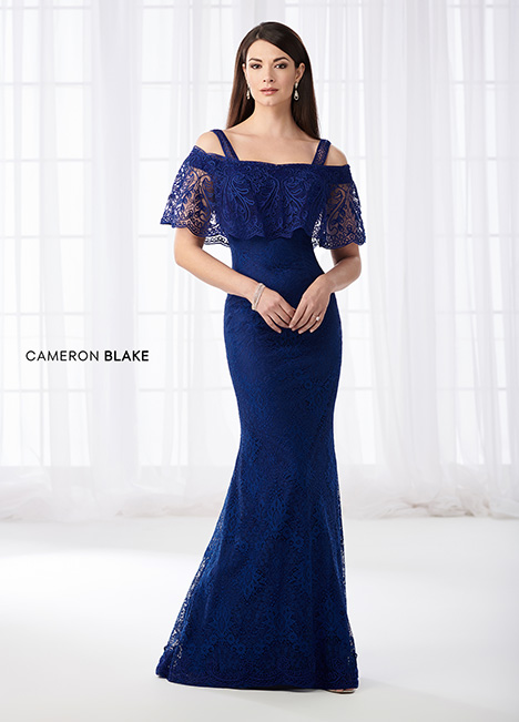 218619 Mother of the Bride                              dress by Cameron Blake