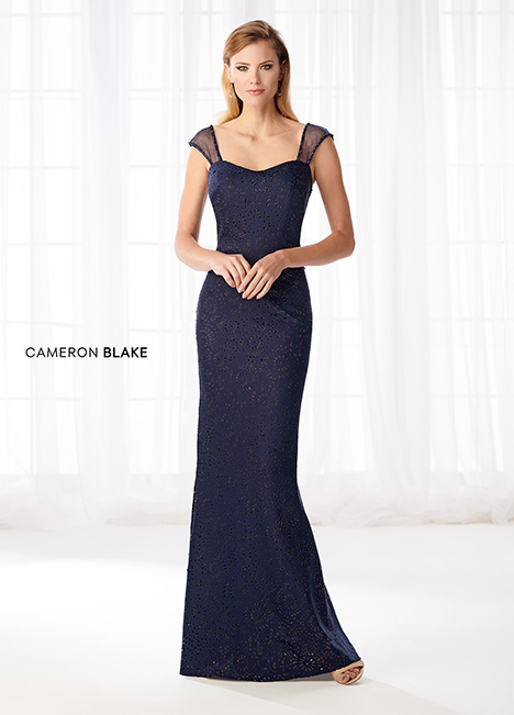 218620 Mother of the Bride                              dress by Cameron Blake