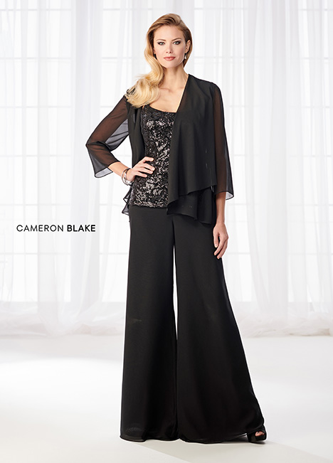 218621 Mother of the Bride                              dress by Cameron Blake