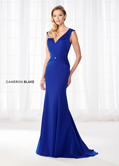 218622 Mother of the Bride                              dress by Cameron Blake