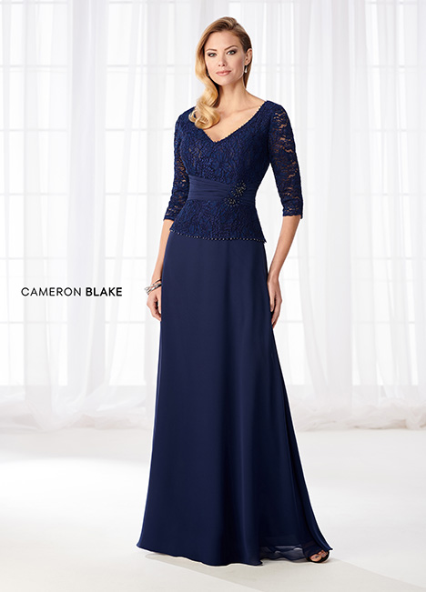 218623 Mother of the Bride                              dress by Cameron Blake