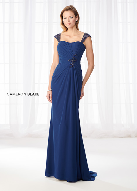 218624 Mother of the Bride                              dress by Cameron Blake