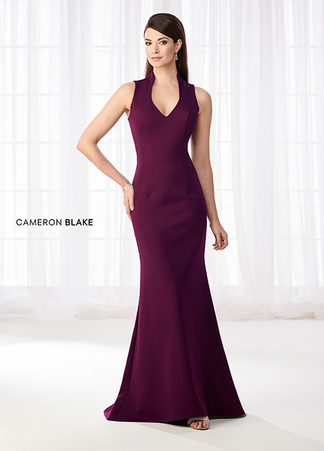 218625 (Grape) Mother of the Bride                              dress by Cameron Blake
