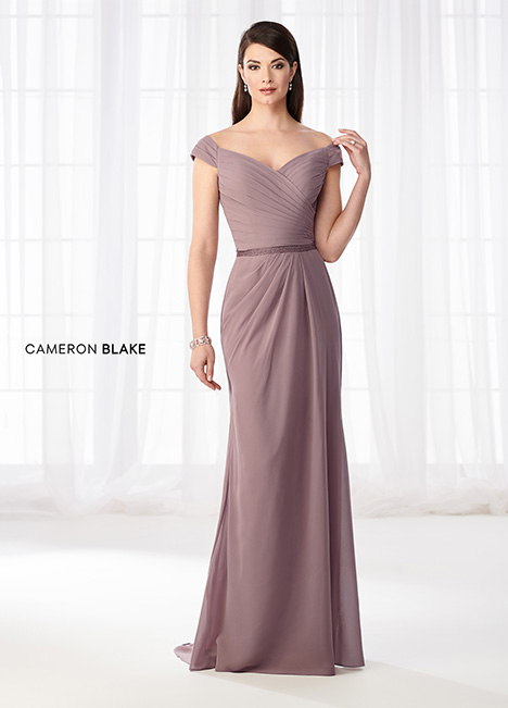 218626 Mother of the Bride                              dress by Cameron Blake