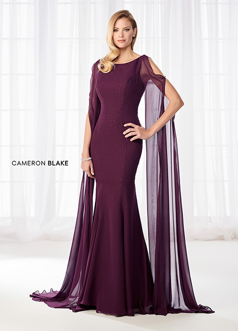 218627 Mother of the Bride                              dress by Cameron Blake