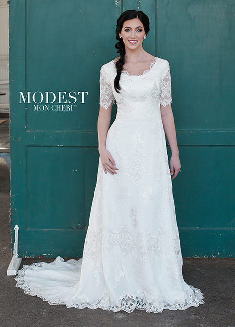 TR21853 gown from the 2018 Modest by Mon Cheri collection, as seen on dressfinder.ca