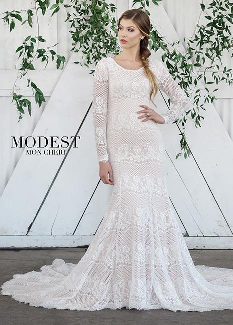 TR21861 Wedding                                          dress by Modest by Mon Cheri