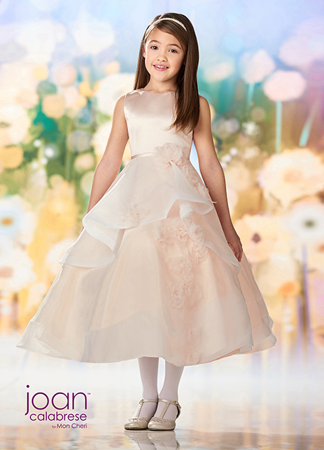 218341 Flower Girl                                      dress by Joan Calabrese