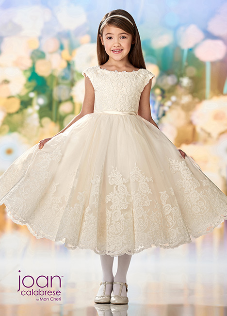 218342 Flower Girl                                      dress by Joan Calabrese