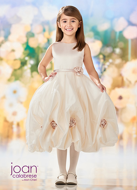 218343 Flower Girl                                      dress by Joan Calabrese