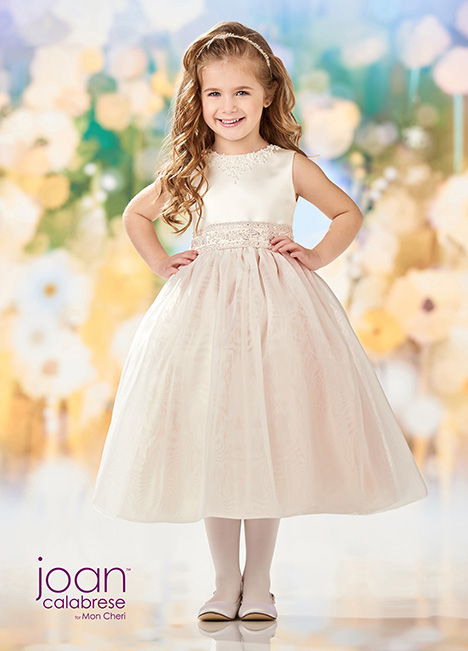 218344 Flower Girl                                      dress by Joan Calabrese