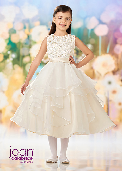 218345 Flower Girl                                      dress by Joan Calabrese