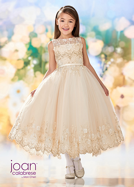 218346 Flower Girl                                      dress by Joan Calabrese