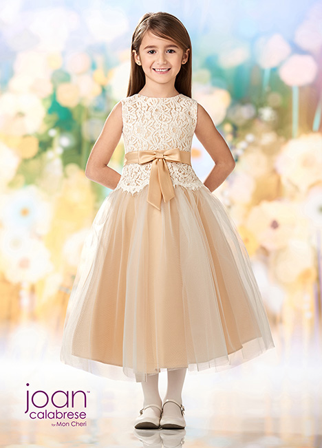 218347 Flower Girl                                      dress by Joan Calabrese