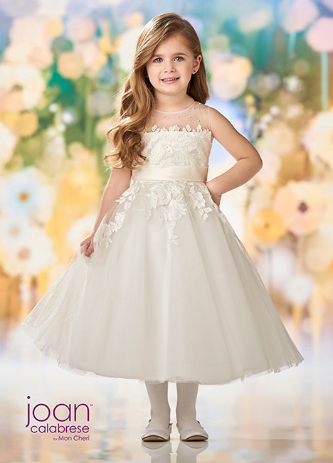 218348 Flower Girl                                      dress by Joan Calabrese