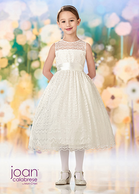 218350 Flower Girl                                      dress by Joan Calabrese