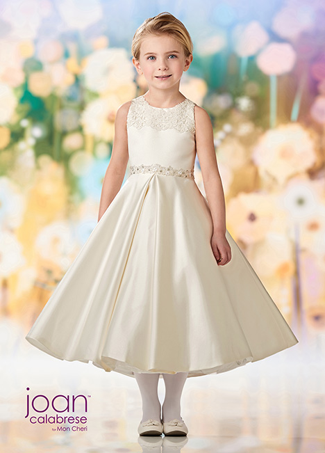 218351 Flower Girl                                      dress by Joan Calabrese
