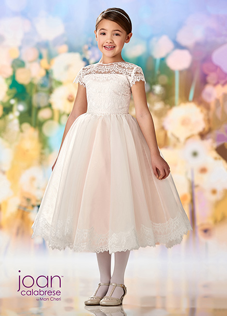 218355 Flower Girl                                      dress by Joan Calabrese