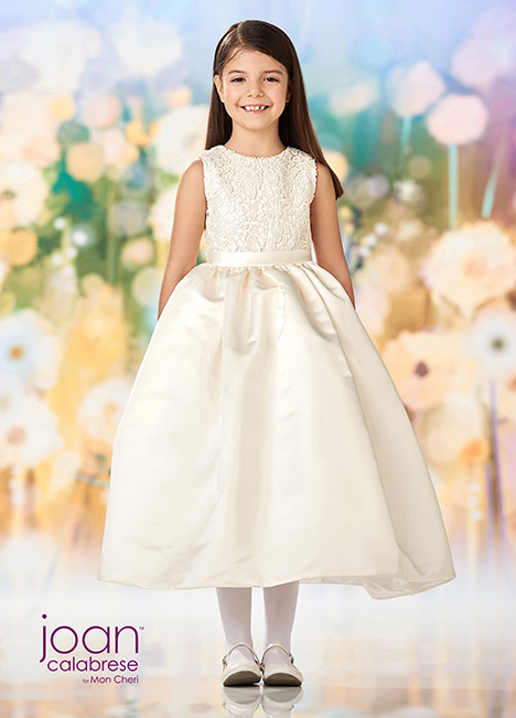 218358 Flower Girl                                      dress by Joan Calabrese