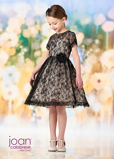 218359 Flower Girl                                      dress by Joan Calabrese