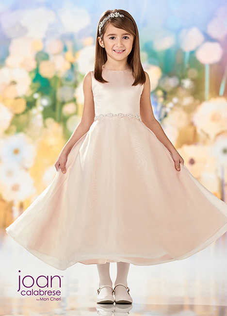 218349 (Petal) Flower Girl                                      dress by Joan Calabrese