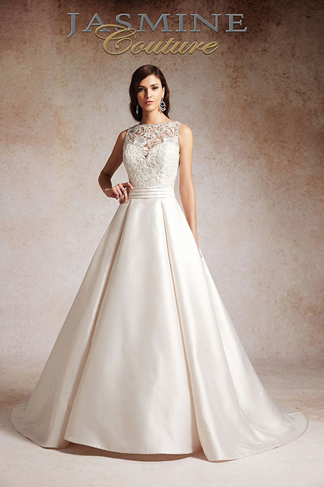 T152068 Wedding                                          dress by Jasmine Couture