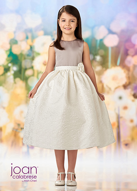 218360 Flower Girl                                      dress by Joan Calabrese
