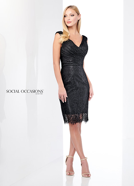218804 Mother of the Bride                              dress by Mon Cheri: Social Occasions