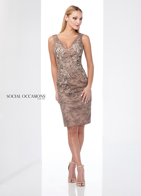 218806 Mother of the Bride                              dress by Mon Cheri: Social Occasions