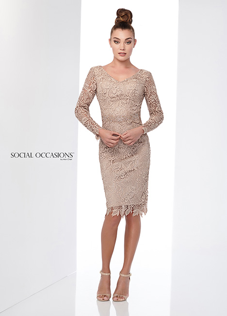 218813 gown from the 2018 Mon Cheri: Social Occasions collection, as seen on dressfinder.ca